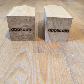Træhuse fra Applicato - sælges samlet