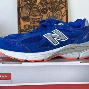 New Balance 990 - limited edition New York Marathon Str. 41,5 Aldrig brugt Nypris: 1600,-