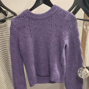 Lilla mango sweater