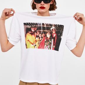 Fed t-shirt fra ZARA⚡️   I god stand - brugt få gange