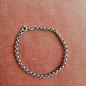 Sølv armbånd