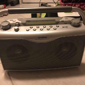 Lille grå radio