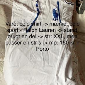 - sælges for min bror -  Str XXL, men passer en S  150 kr + Porto