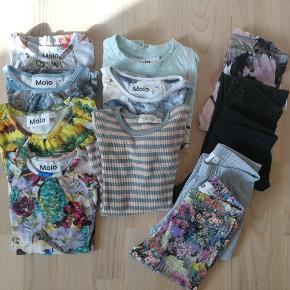 Blandet Tøjpakke - God stand.  Nypris: 2500+ Sælges 349,- (+ porto)