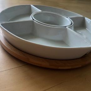 Drejefad med skåle