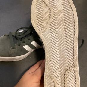 Grå Adidas campus i str 37 1/3, næsten ikke brugt! ✨