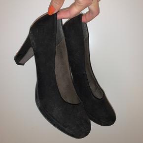 Fine høje sko