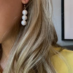 Unikke, ægte og smukke perler i guldkrog🧡