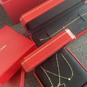 Cartier smykkesæt