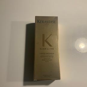 Kérastase Elixir Ultime L'huile Orginale Oil 100 ml. Ny i æske. Sender gerne på købers regning