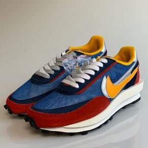 Nike x Sacai LD waffle blue Multi - Size: 42,5 EU Cond: DS OG: Alt