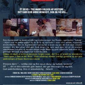 1106 - DVD FILM - NY Dansk Tekst  Film er ny men er ikke i folie