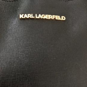 Karl Lagerfeld tote leather bag   Chanel, Louis Vuitton, Balenciaga, Prada