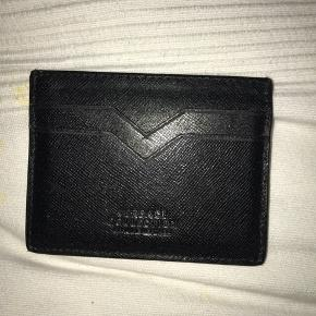 Versace kortholder som næsten ikke er brugt.