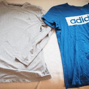 T-shirten er str. Xl, men ville sige at den passer str. L Sælges samlet