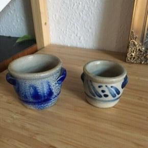 Små Keramik krukker  - fast pris -køb 4 annoncer og den billigste er gratis - kan afhentes på Mimersgade 111 - sender gerne hvis du betaler Porto - mødes ikke andre steder - bytter ikke