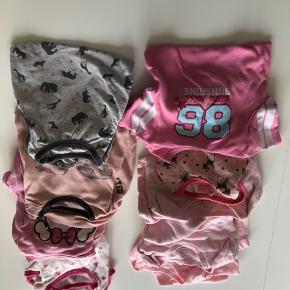 Tøjpakke str 86 til pige