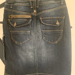 Smart MOS MOSH jeans nederdel str S/27