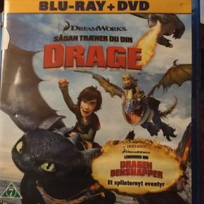 Dvd + Blu-ray 75 kr eller BYD