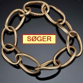 SØGER dette Love armbånd fra Ole Lynggaard 19-20 cm længde  God pris gives