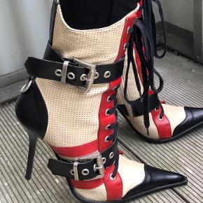 Gianmarco Lorenzi støvler