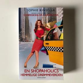 Shopaholic bøger af Sophie Kinsella  10 kr pr stk