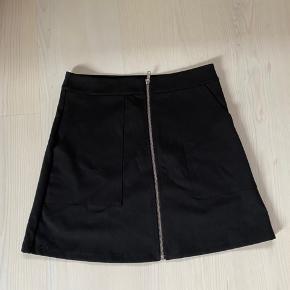 Divided nederdel