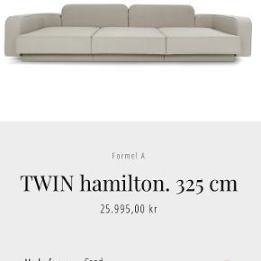 Formel A 3-personers sofa