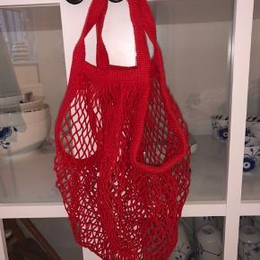 Rødt net - kan bruges til mange ting