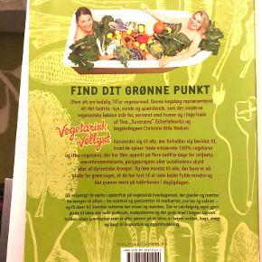 Vegetarisk vellyst repræsenterer alt det bedste, nye, sunde og spændende, som det moderne vegetariske køkken står for, serveret med humor og i høje hæle af Tina Scheftelowitz og Christine Bille Nielsen.  Vegetarisk vellyst er til alle, der forholder sig bevidst til, hvad de spiser: Uanset om man er grøntspiser på ´deltid´ eller er fuldblodsvegetar, er denne bog snittet, kogt, stegt og bagt til inspiration, appetitvækning og fremme af den gode, grønne sag - og smag. Derudover er bogen til de, der har fået appetit på flere kødfrie dage for miljøets, mavefornemmelsens, pengenes eller sundhedens skyld - eller af dyreetiske årsager.   Grøn mad er det mest bæredygtige, vi som forbrugere kan vælge. Uanset om der tales klima, ressourcer, dyrevelfærd, verdens fødevarefordeling, økologi, sundhed eller privat pengepung, har den grønne menu et kæmpe forspring.  Gå vellystigt til værks i opskrifter på vegetarisk hverdagsmad, der glæder og mætter fra morgen til aften. Her er alt fra wokmad og pastaretter til madtærter, curries og salater - og få idéer til, hvordan retterne kombineres til grøn festmad i alle farver. Udover det søde punktum findes der idéer til madpakker og lækkert brød.   Udgangspunktet for bogen er, at (den vegetariske) mad skal smage godt og af meget. Derfor er opskrifterne ikke helsefikserede. Der er fx ikke brugt lightprodukter i bogen. Og hellere en lille bid god, fed ost end et stort stykke magert og dermed smagsfattig ditto.   Brugsspor