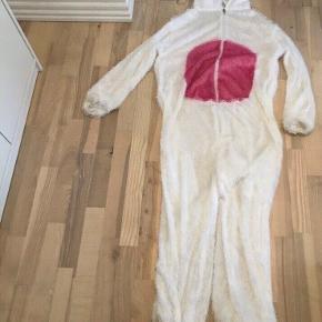 Kanin kostume Kommer fra røgfrit hjem Str M