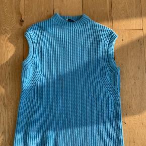 Acne studios sleeveless sweater, slim fit