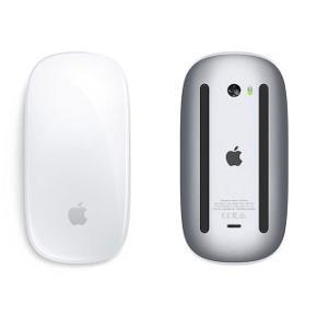 Apple trådløs mus. Lades med iphone lader. Medfølger ikke.