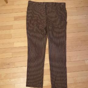 Vintage bukser i brun. #30dayssellout