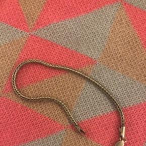 Ægte sølvarmbånd 18,5 cm #30dayssellout