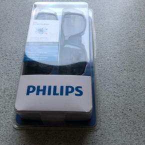 Philips 3D briller. Der 2 stk. I pakken aldrig brugt eller åbent