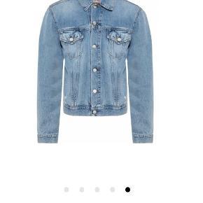 Super fed jean jakke som ny perfekt stand 😊  Sommerjakke Streetwear Mode Hiphop