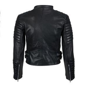 Meotine Biker Jacket str. M sælges. I rigtig god stand. Ingen revner eller andre fejl.  FAST PRIS: 900 kr. + porto og evt. handelsgebyr.