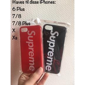 Nye IPhone Covers sælges til 30 kr, har til modellerne der står på billedet ☺️ HUSK at tjekke mine andre annoncer med covers med forskellige motiver. 4 COVERS FOR 99,- ❤️