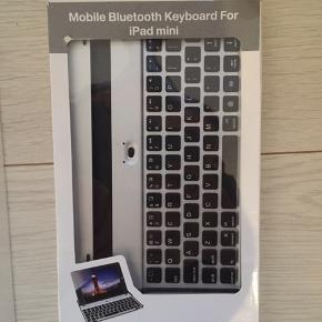 Tastatur til iPad mini. Sender ikke