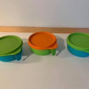 Tupperware - sælges samlet for 50 kr.