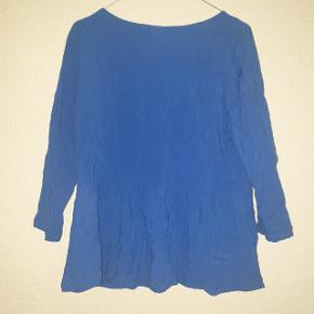 Smuk bluse fra ICHI, brugt få gange. Trænger til at blive strøget.