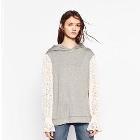 Har også en hætte, brugt få gange fra Zara. *Sender ikke, men køber må gerne hente i København*