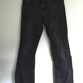 Korte trompet bukser fra h&m ✨  Flare, 90er, jeans,