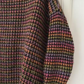 Super fin og varm strik i uld og akryl.