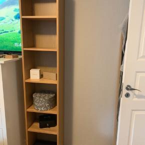 2 stk. IKEA BILLY reoler  40x28x202  Sælges samlet for 200  Nypris:349,- Salgspris: 100,-