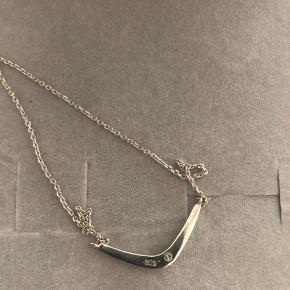 Smuk Mads Ziegler kæde i 925 Sterling sølv. Jeg har kun prøver den på. Omkreds 42 cm.