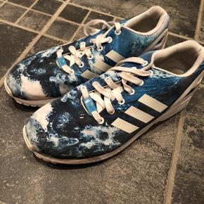 Super fine sneaks, brugt få gange  Str 45 1/3  Adidas fx flux