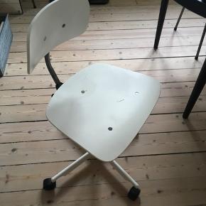 Original kevi kontorstol Design Jørgen Rasmussen   Sælges billigt