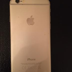 IPhone 6 128GB hvid